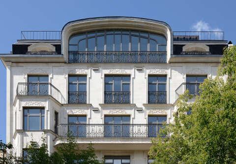 Клубный дом Булгаков